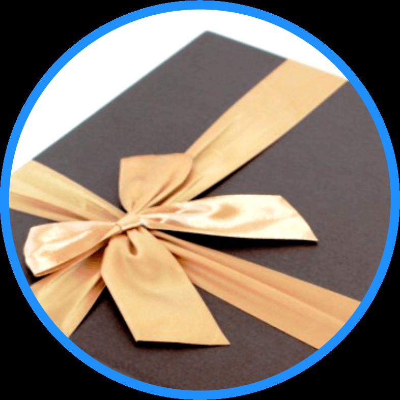 подарочная упаковка для картин на холсте